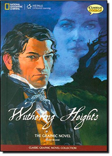 Wutheing Heights: The Graphic Novel, livro de Emily Bronte