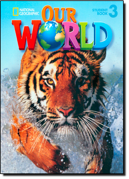 Our World: Student Book - Vol.3, livro de Joann Crandall