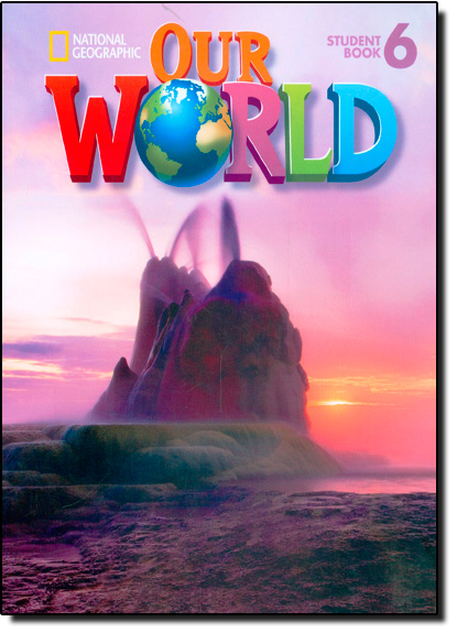 Our World: Student Book 6, livro de Joann Crandall