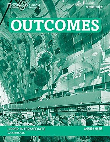Outcomes Upper Intermediate. Workbook, livro de Amanda Maris