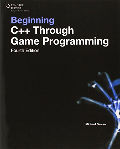 Beginning C++ Through Game Programming, livro de Michael Dawson
