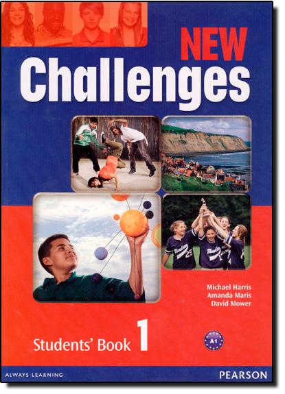 New Challenges 1 - Students Book, livro de Michael Harris