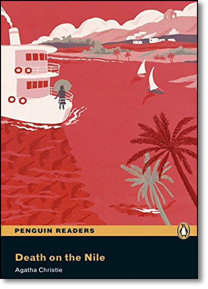 Death on the Nile - Level 5, livro de Agatha Christie