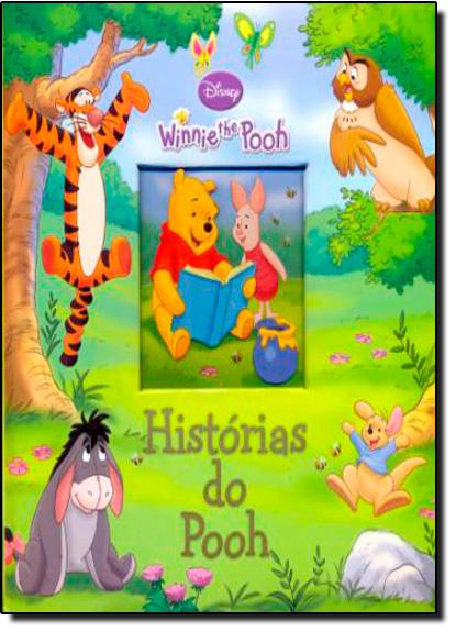 Winnie the Pooh: Historias do Pooh, livro de Pi Kids