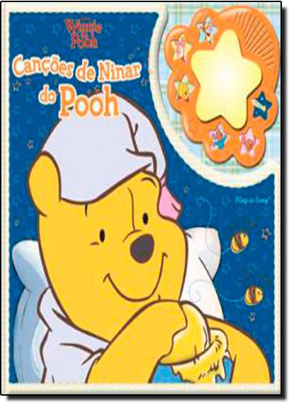 Canções de Ninar do Pooh, livro de A A Milne