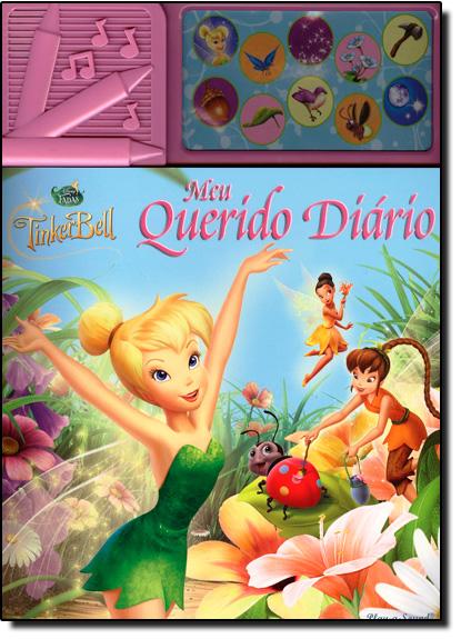 Meu Querido Diário - Livro Sonoro, livro de Disney