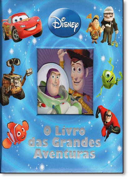 Livro das Grandes Aventuras, O, livro de Disney