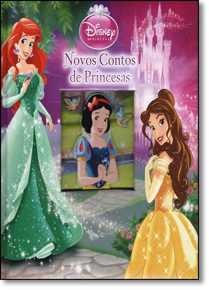 Disney Princesa: Novos Contos de Princesas, livro de Vários Autores