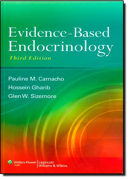 Evidence Based Endocrinology, livro de Pauline M Camacho