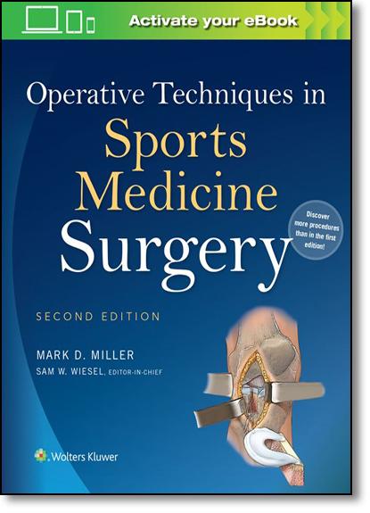 Operative Techniques in Sports Medicine Surgery, livro de Mark D. Miller