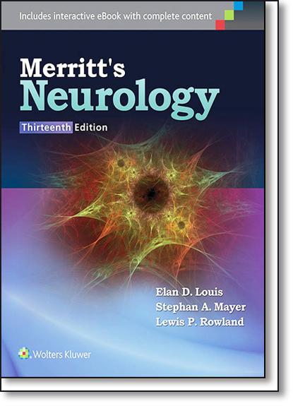 Merritt s Neurology, livro de Elan D. Louis