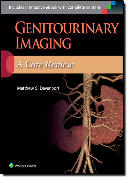 Genitourinary Imaging: A Core Review, livro de Matthew S. Davenport