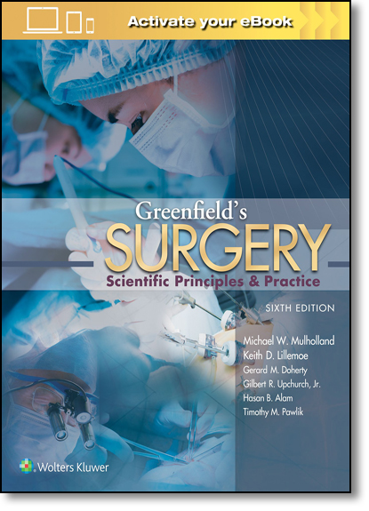 Greenfield s Surgery: Scientific Principles and Practice, livro de Michael W. Mulholland