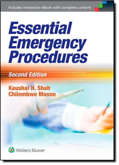 Essential Emergency Procedures, livro de Kaushal H. Shah