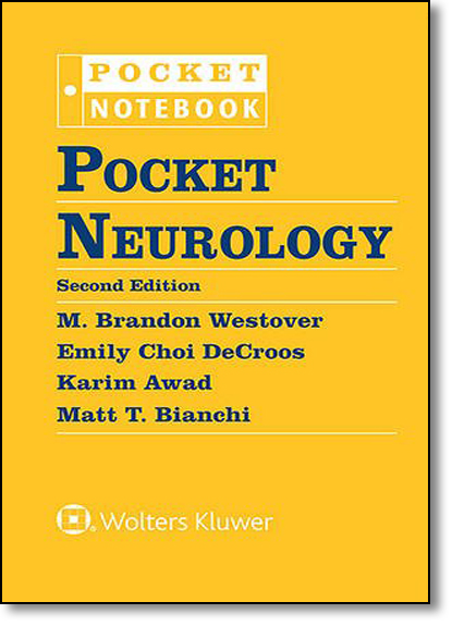 Pocket Neurology - Series Pocket Notebook, livro de M. Brandon Westover