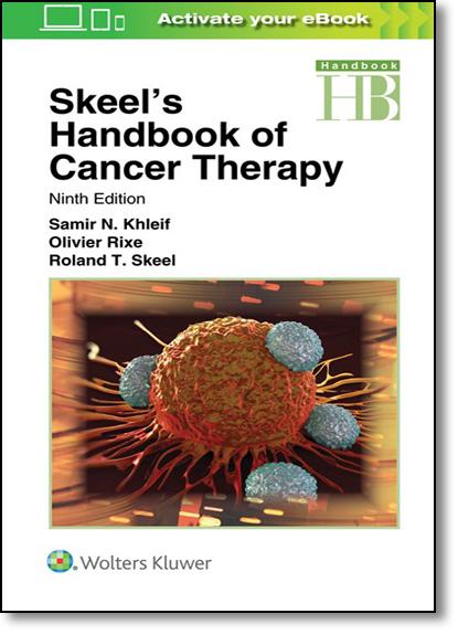 Skeel s Handbook of Cancer Therapy, livro de Samir N. Khleif