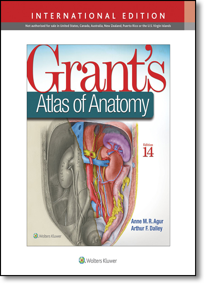 Grant s Atlas of Anatomy, livro de Anne M. R. Agur