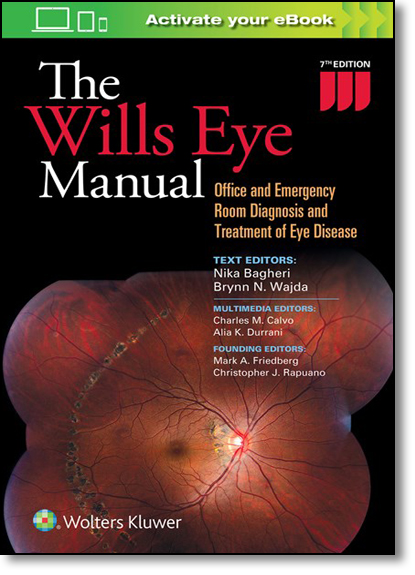 The Wills Eye Manual, livro de Nika Bagheri