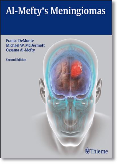 Al-mefty s Meningiomas, livro de Franco DeMonte