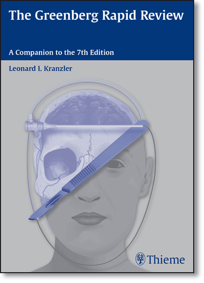 Handbook of Neurosurgery, livro de Mark Greenberg
