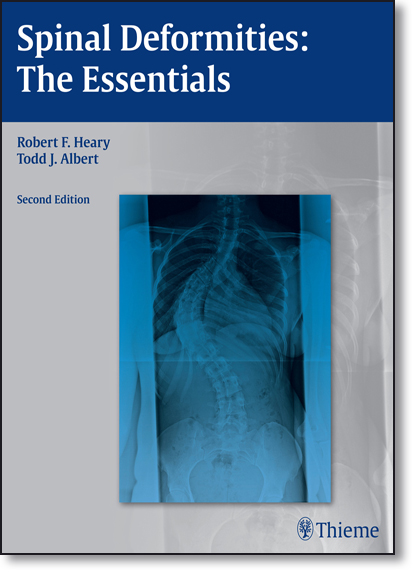 Spinal Deformities: The Essentials, livro de Robert Heary