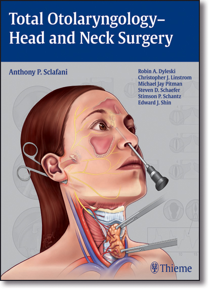 Total Otolaryngology-head and Neck Surgery, livro de Anthony Sclafani