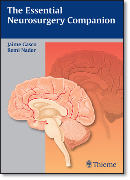 The Essential Neurosurgery Companion, livro de Jaime Gasco
