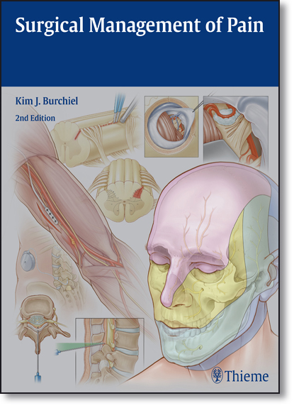 Surgical Management of Pain, livro de Kim Burchiel