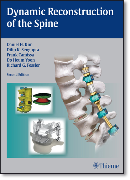Dynamic Reconstruction of the Spine, livro de Daniel H. Kim