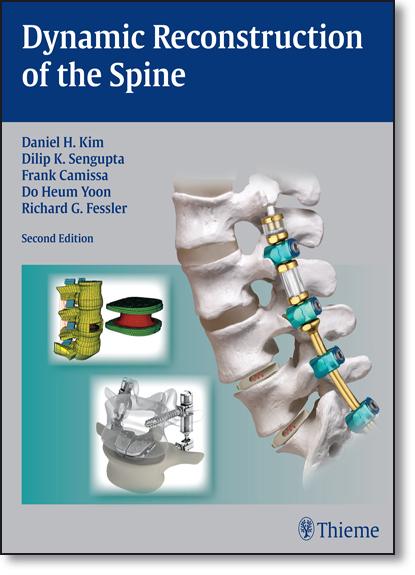 Dynamic Reconstruction of the Spine, livro de Daniel H. Kim
