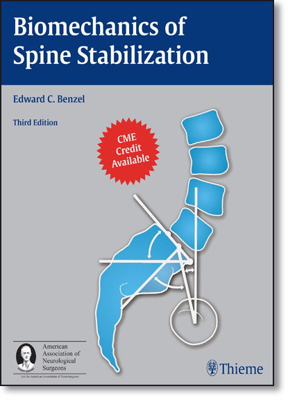 Biomechanics of Spine Stabilization, livro de Edward C. Benzel