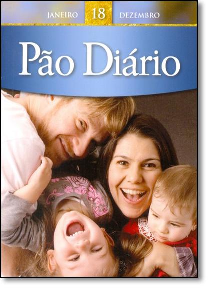 Pão Diário - Vol.18, livro de Ministérios Pão Diário