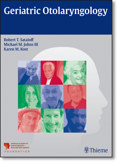 Geriatric Otolaryngology, livro de Robert Sataloff