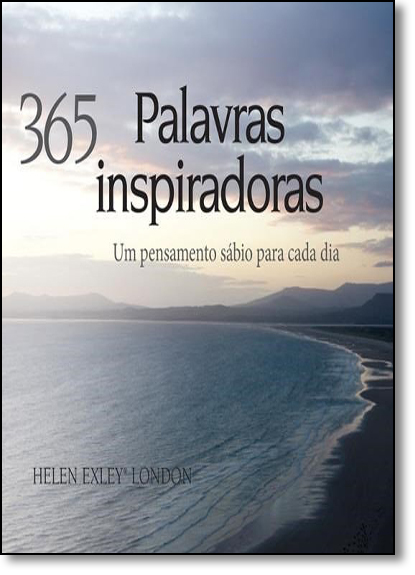 365 Palavras Inspiradoras, livro de Pam Brown