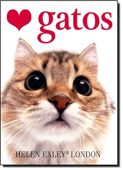 Amo Gatos, livro de Helen Exley