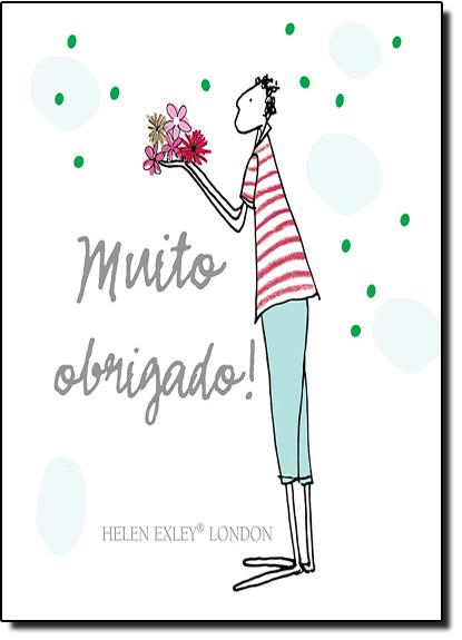Muito Obrigado!, livro de Helen Exley