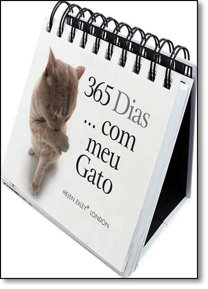 365 Dias... Com Meu Gato, livro de Pam Brown
