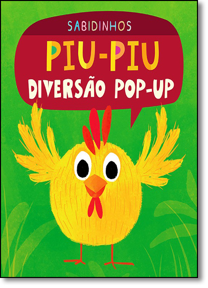 Piu-piu: Divesão Pop-up - Coleção Sabidinhos, livro de Little Tiger