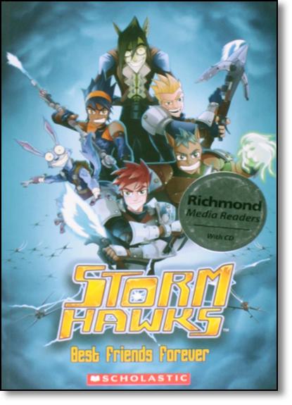Storm Hawks - Starter - Coleção Media Readers, livro de Vários Autores