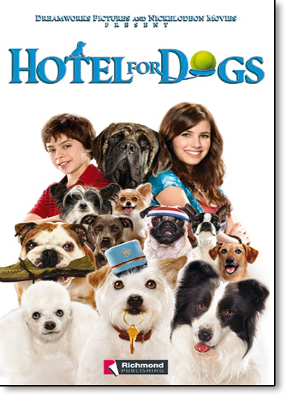 Hotel for Dogs - Level 1 + Cd de Áudio, livro de Lynda Edwards