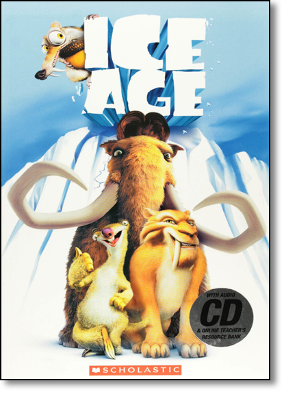 Ice Age - Nível 1 - Coleção Popcorn Elt Readers, livro de Nicole Taylor