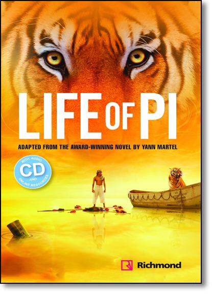 Life of Pi - Intermediate - Coleção Media Readers, livro de Yann Martel