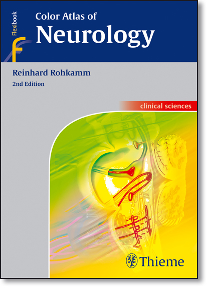 Color Atlas of Neurology, livro de Reinhard Rohkamm