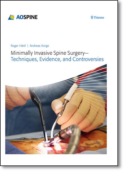 Minimally Invasive Spine Surgery, livro de Roger Haertl