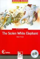 The Stolen White Elephant (acompanha CD), livro de Mark Twain