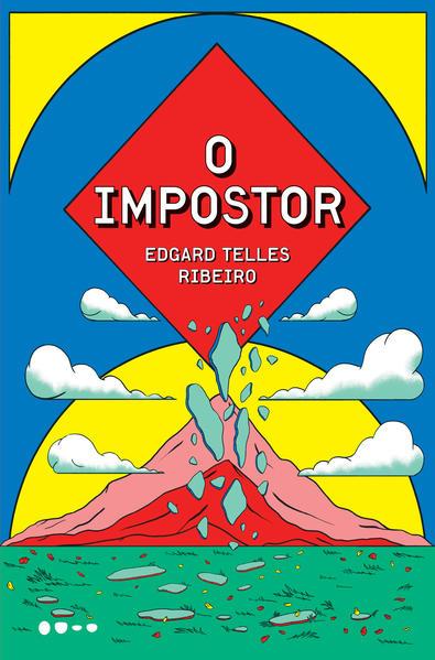 O impostor, livro de Edgard Telles Ribeiro