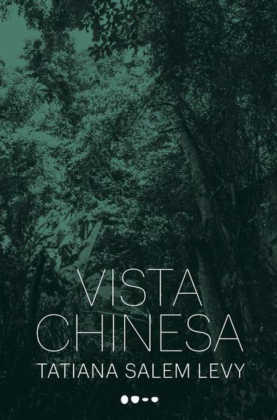 Vista chinesa, livro de Tatiana Salem Levy