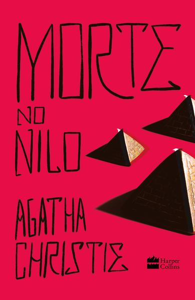 Morte no Nilo, livro de Agatha Christie