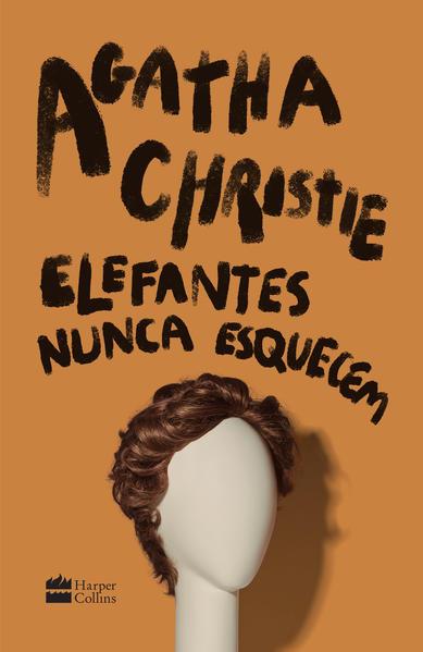 Elefantes nunca esquecem, livro de Agatha Christie