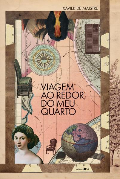 Viagem ao redor do meu quarto, livro de Xavier de Maistre